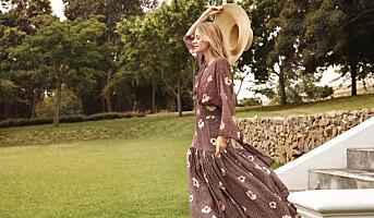 Celine Aagaard fronter H&M