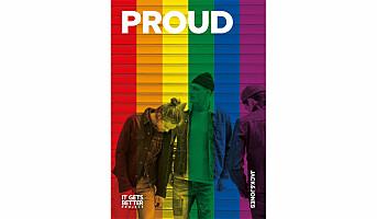 Jack & Jones med LGBTQ-kolleksjon