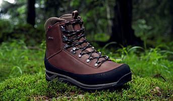 ALFA-sko med livslang levetid