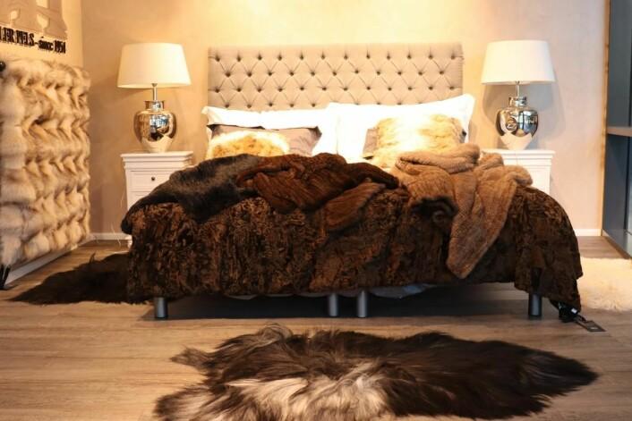 Pledd, puter og sengeforleggere har blitt populære produkter de siste årene.