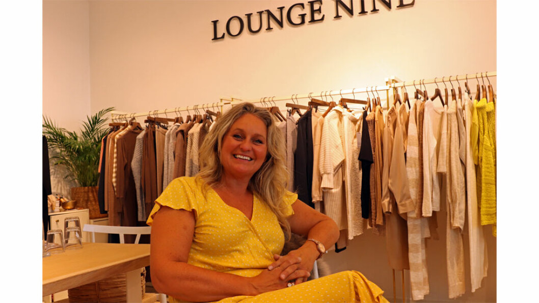 God start for Lounge Nine, konstaterer Therese Aasland