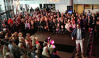 Minimesse med «After Work» og show i Tromsø
