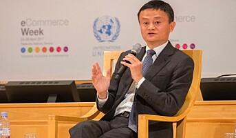 Jack Ma fratrer i Alibaba