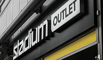 Stadium Outlet etablerer seg i Norge