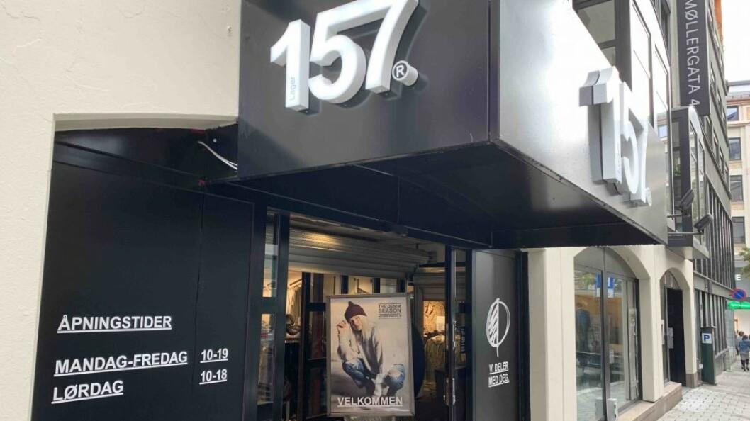 Lager 157 etablerer sin neste norske butikk i Sandnes