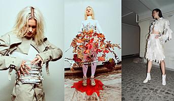 Norsk design i Tokyo Fashion Week