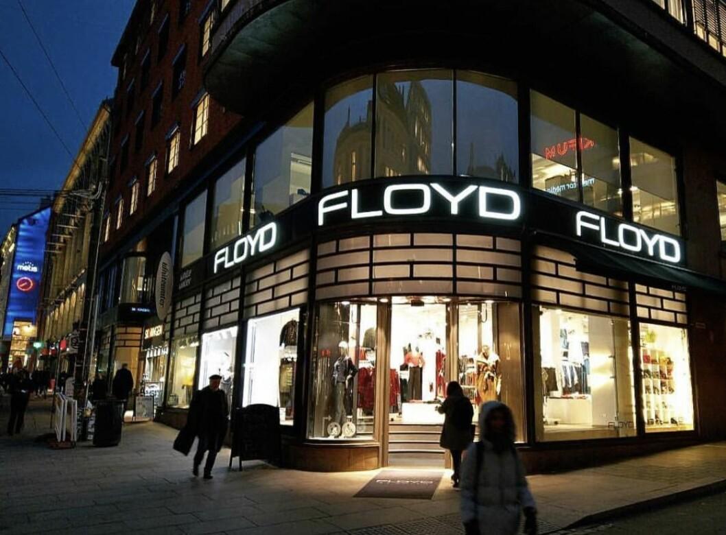 Floyd satser på retail og får stadig flere samarbeidsbutikker