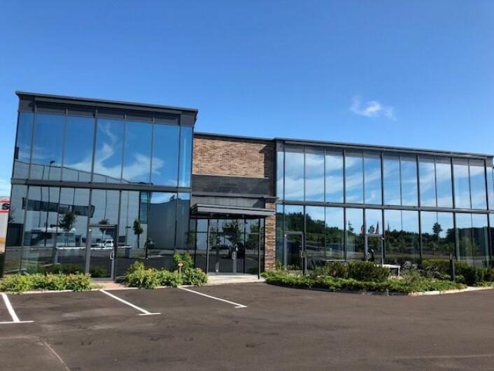 Det er gjort store investeringer i lokaler og systemer ved hovedkvarteret<br />i Holmestrand.
