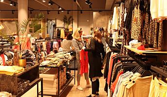 Ny undersøkelse: Folk flest foretrekker butikker