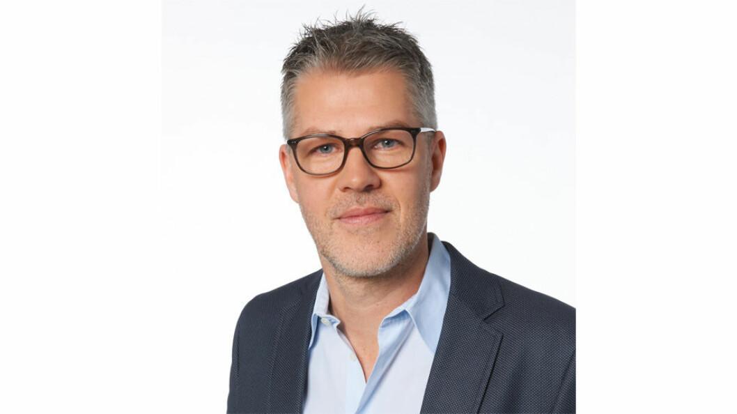 Michael Rietdorf har ansvaret for den nye online-løsningen til Gerry Weber.