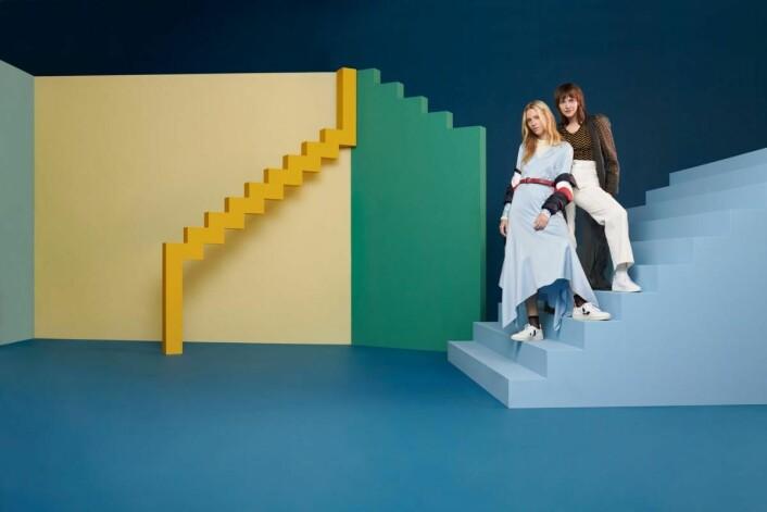 """Zalando lanserte nylig sin første kampanje for bærekraftig mote; """"Small Steps. Big Impact""""."""