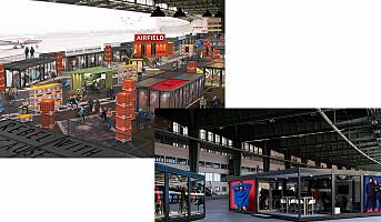 Panorama på flyttefot med nytt konsept