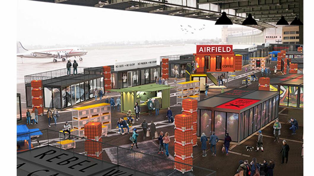 Den store messebyheten i Berlin er at Panorama endrer konseptet og flytter til den tidligere flyplassen Tempelhof