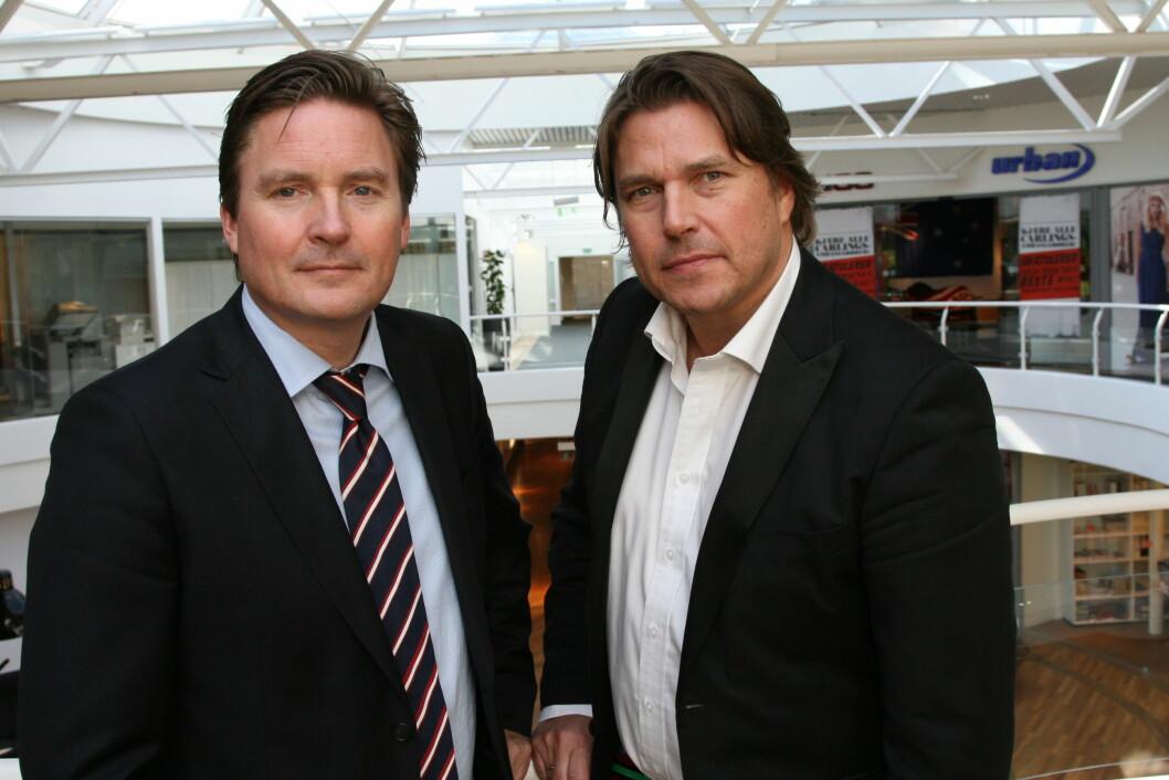 Petter og Marius Varner med planer om ny, skandinavisk motekjede.