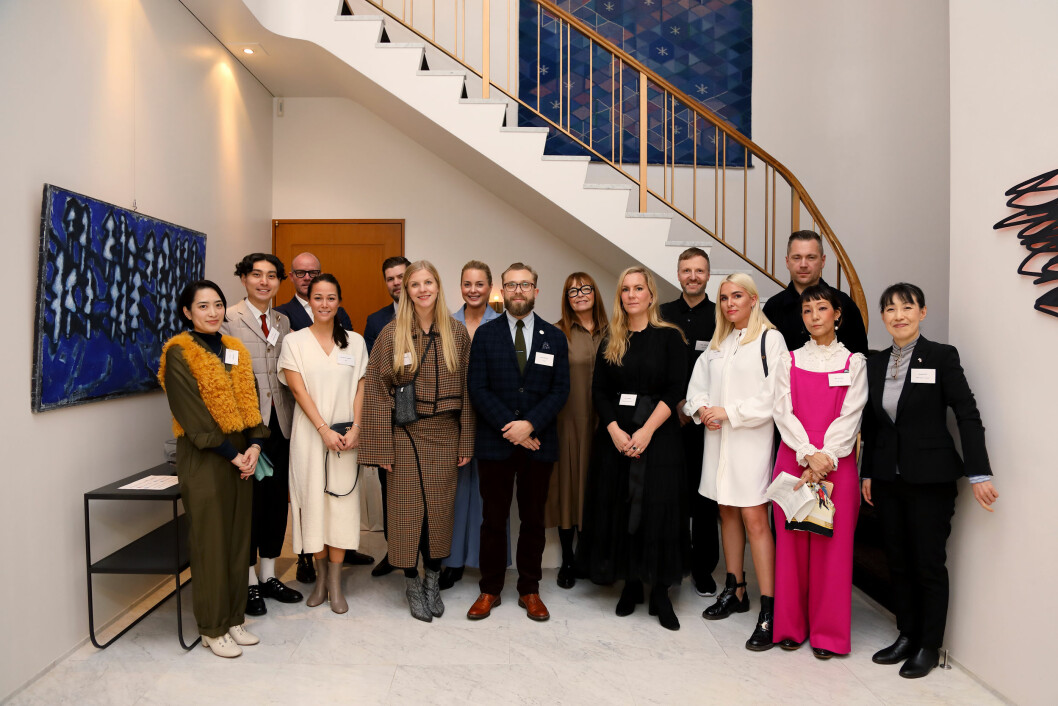 Norwegian Fashion HUb har hatt et godt samarbeid med norske ambassader til markedsfremstøt i flere land. Blant annet iJapan, hvor flere av foreningens medlemmer har kommet godt i gang. Foto: NFH