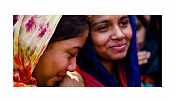 Lindex og WaterAid med prosjekt i Myanmar