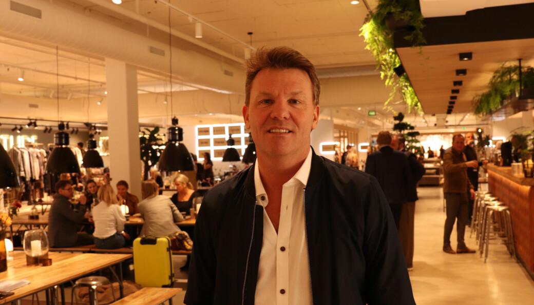 Jens Poulsen er meget godt fornøyd med sine medarbeideres omstillingsvilje under koronakrisen, noe som ga konsernet rekordresultat.