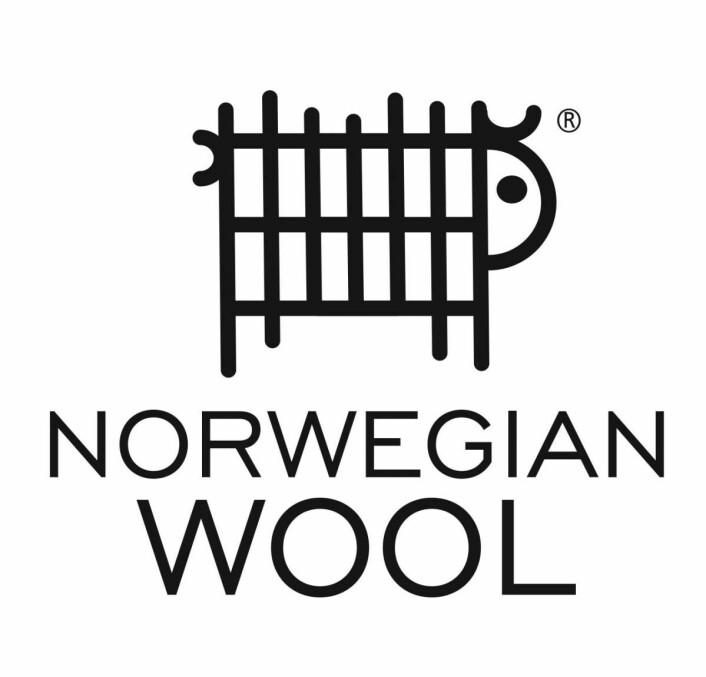 Ydse har designet merket for norsk ull