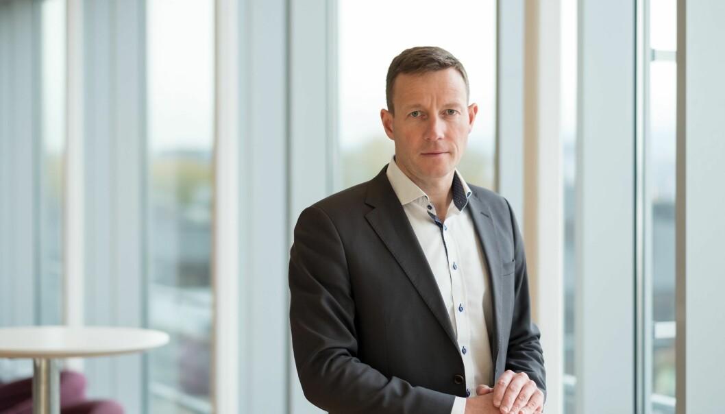 Harald J. Andersen er direktør Virke Handel