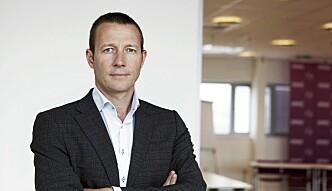 Direktør for handel i Virke, Harald J. Andersen