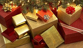 Virke: Historisk vekst i julehandelen