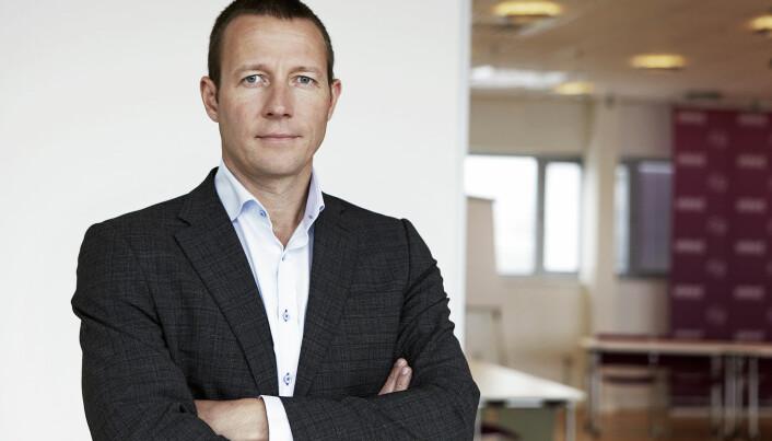Harald Jachwitz Andersen, direktør for Virke Handel.