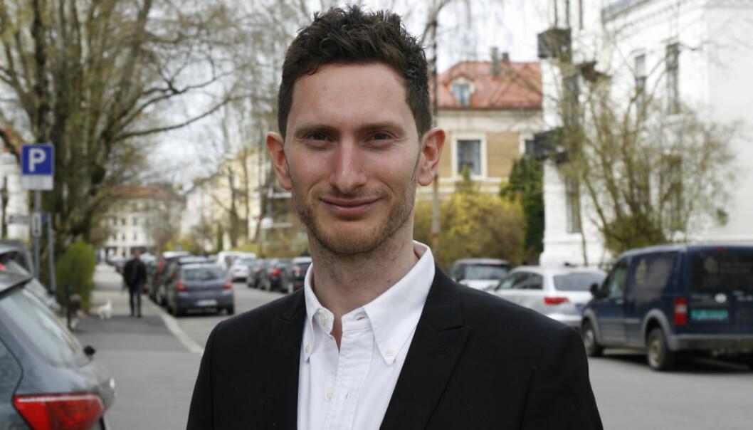 Kenneth Melchior: Veksten er størst i Skandinavia
