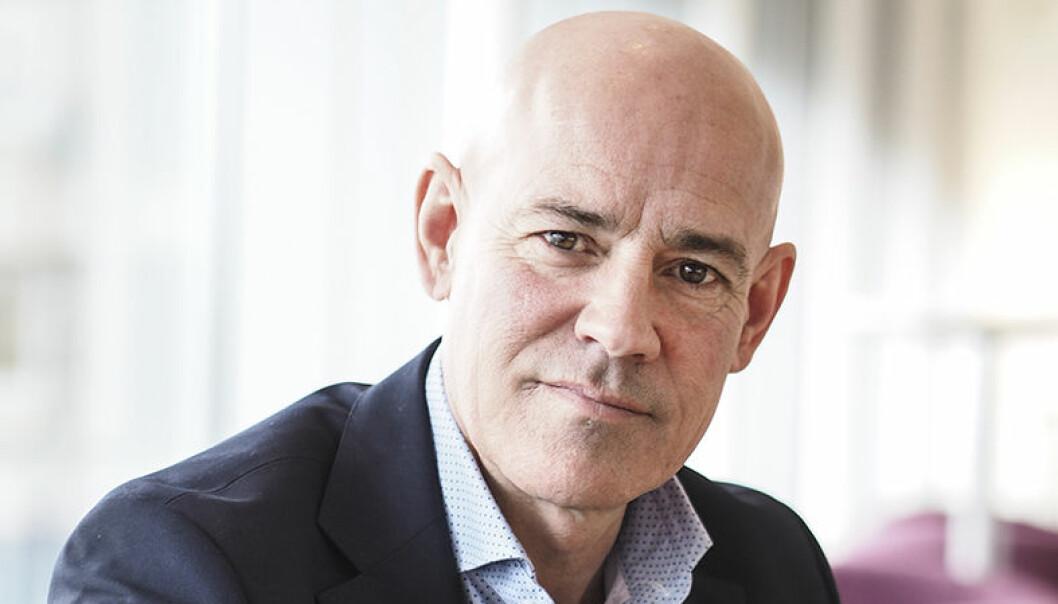 Direktør for Virke Faghandel, Bror Stende. (Foto: Virke)