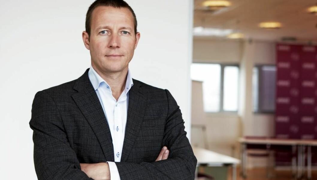 Direktør for Virke Handel, Harald J. Andersen Foto: Virke