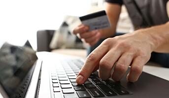 Hver femte nettbutikk risikerer avviste betalinger