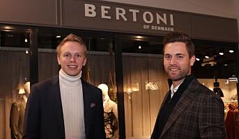 Comeback i Bertoni