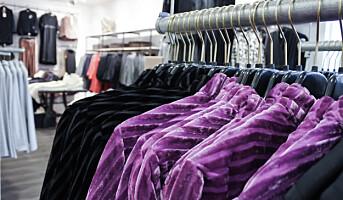 Naturvernforbundet: Reduser miljøbelastningen fra tekstiler