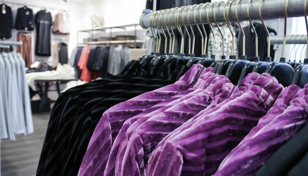 Naturvernforbundet vil skjerpe krav til tekstilindustrien