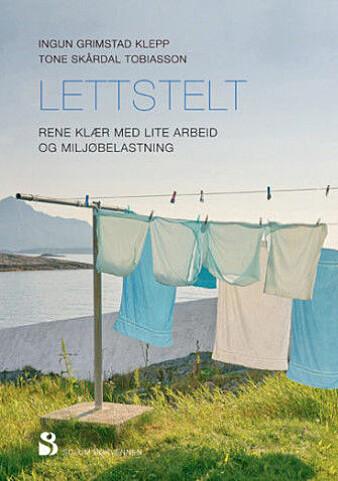 """Ingun Grimstad Klepp har skrevet boka """"Lettstelt"""" sammen med Tone Skårdal Tobiasson"""