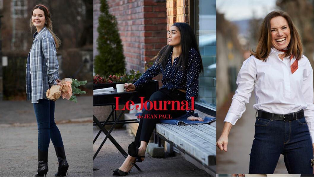 Le Journal kommer med daglige stiltips