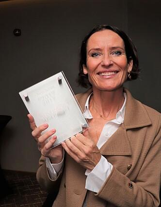 Siw Heleen Grødem ble kåret til årets beste butikk i fjor. Corona-viruset skaper problemer i år