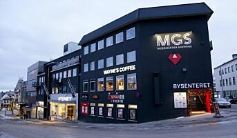 Bysenteret i Harstad med netthandel og hjemkjøring