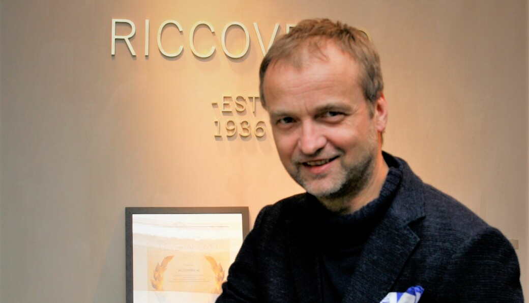 Finn Einar Kvamme vil drive Ricco Vero videre