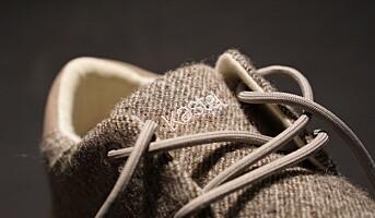 Ull fra utrydningstruet norsk sau blir sneakers