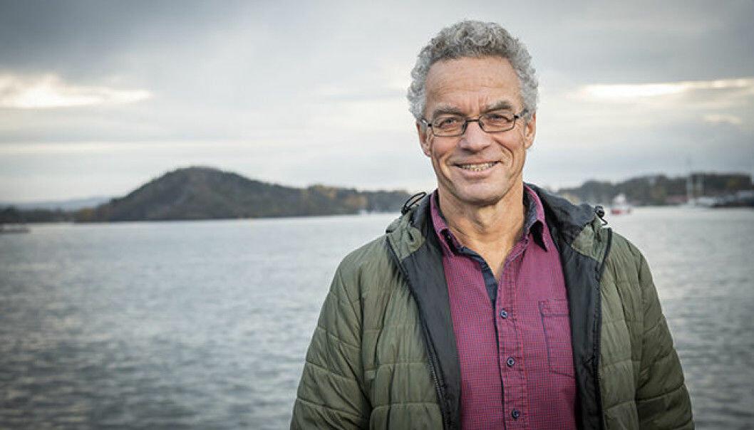 Rasmus Hansson, Handelens MilSjøfond