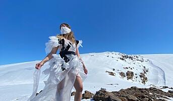 RebecaRebeca i digital China Fashion Week