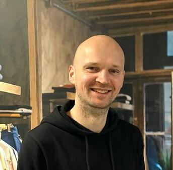 Haakon Skavhaug-Flender i Front Systems AS melder om økt etterspørsel etter nettbutikk på grunn av endret handlemønster.