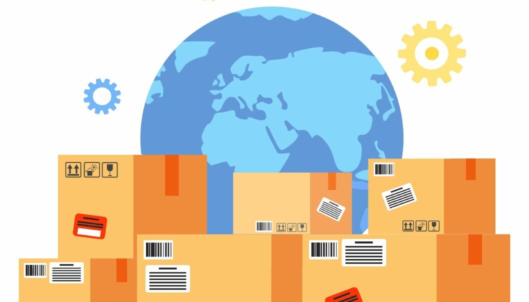 Mange nyetablerte selskaper som satser på netthandel