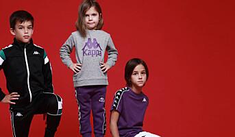 Kappa åpner nettbutikk i Norge