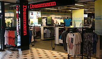 Dressmann Østerrike konkurs