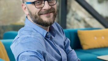 Steffen Larvoll, Head of Business Development i DRIW.