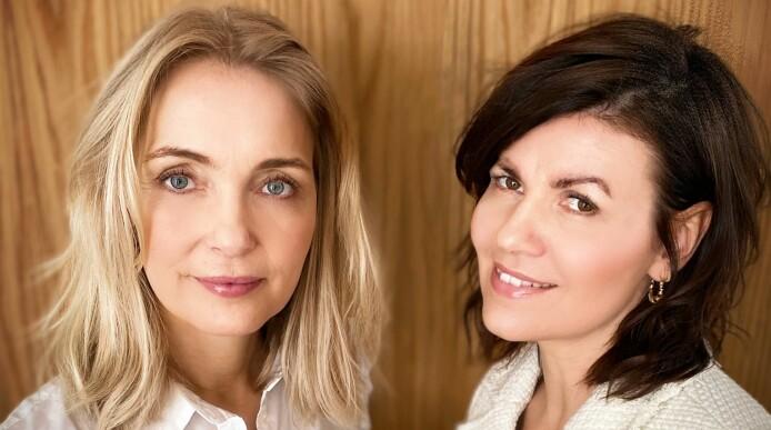 Irena Iberholt Jørgensen og Chalotte Kjør Brun