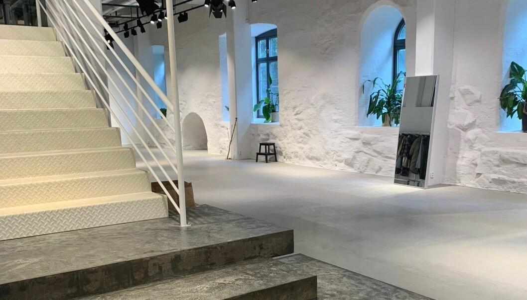Anh Marthe Storheil samler agenturet og sitt eget merke Iben i nytt showrom i Maridalsveien