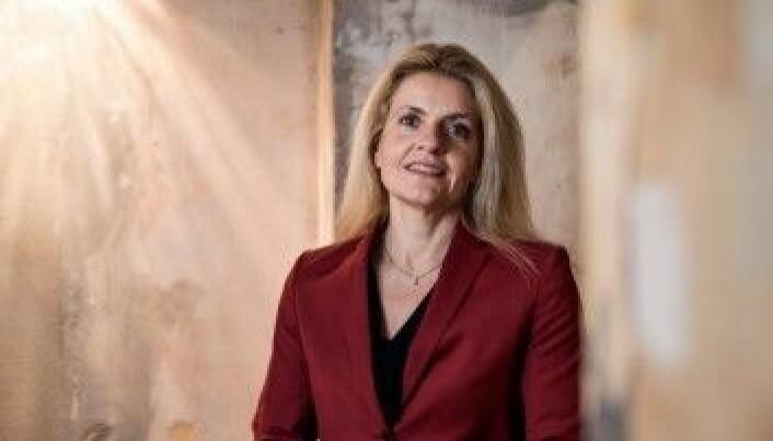 Inger Lise Blyverket er direktør i Forbrukerrådet.S