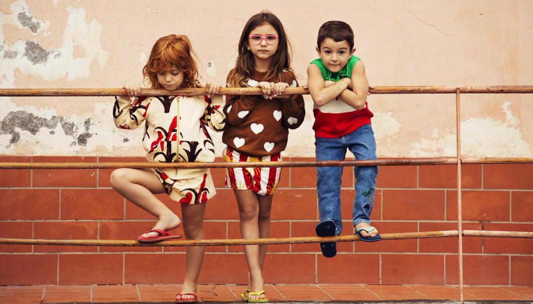 Mini Rodini PRE AW 19 TUTTO BENE Swedish children's wear brand